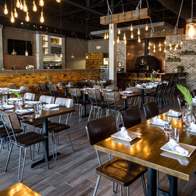 Pazzo Italiano Italian Restaurants In Destin FL